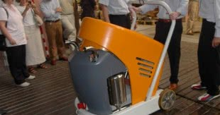 Diseño industrial de Bomba peristáltica para bodegas