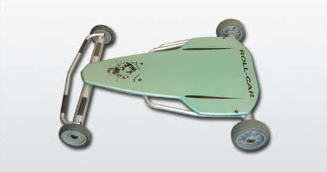 Diseño Industrial de Carrito a Rulemanes :: Rollcar