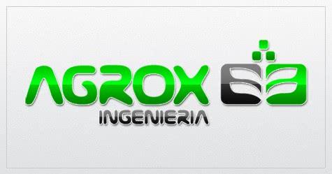 Diseño de Logotipo para Agrox Ingeniería