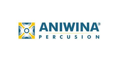 Diseño de logotipo e imagen corporativa para Aniwina Percusión