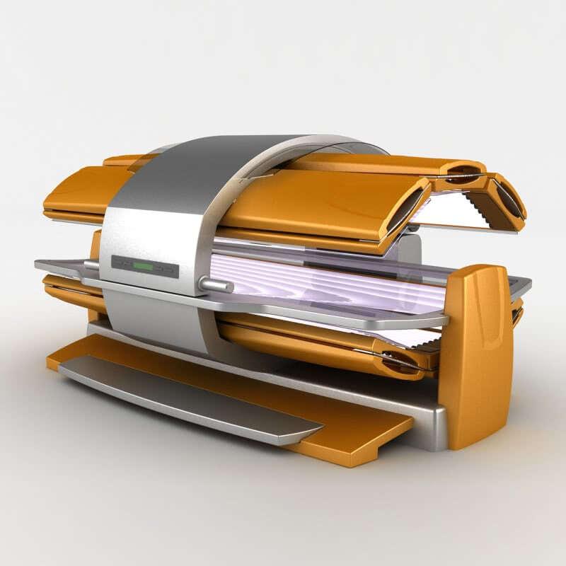 Diseño Industrial de Cama Solar de Alta Potencia