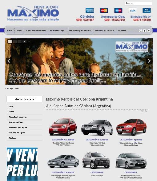 disenio-sitio-web_Maximoz-Rentacar-Cordoba